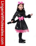 Costume Cosplay партии черного кота малышей для девушки