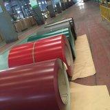 Bobine enduite par couleur de tôle d'acier de PPGL et d'acier (0.16mm-0.8mm)