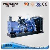 низкая цена изготовления электрического генератора 75kw Weichai тепловозная