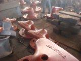 Пал почки стыковки зачаливания Swl 150ton 1500kn чугуна OEM морской