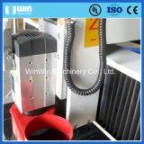 3 Servobewegungsholzbearbeitung CNC-Maschine der Mittellinien-Drehmittellinien-Ww0615s