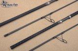 Pesca Rod Nano tessuta 1K all'ingrosso della carpa di Toray del carbonio