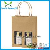 Windowsの卸売が付いている顧客用昇進の包装紙袋