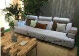 Sofá de canto da tela de Eco