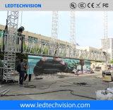 Afficheur LED de location extérieur de P4.81mm (500mm*500mm, 500mm*1000mm coulés sous pression)