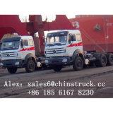 De Vrachtwagen 420HP 2542sz van de Tractor van Benz van het Noorden van de Technologie van Benz van Mercedes