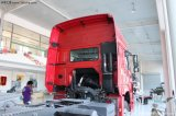 Carro resistente del alimentador del carro de acoplado de Sinotruk HOWO