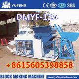 Dmyf-12Aの天頂の煉瓦機械値段表/移動式セメントの煉瓦作成機械