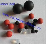 Tamanhos diferentes esfera de borracha moldada