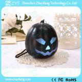 HalloweenのカボチャランタンのBluetoothのスピーカー(ZYF3081)