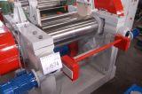 Moinho de mistura de dois rolos (rolamento) (XK-550)/moinho rolo de borracha