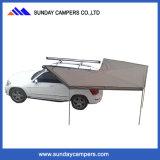 Heißester Half-Round 270 Grad Foxwing Dach-Markise für Auto-Kabinendach