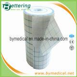 Nastro non tessuto Hypoallergenic del rullo del coperchio della preparazione di fissazione di Spunlaced