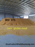 Comida de la gluten de maíz para la alta calidad del pienso