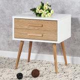 Projeto moderno da mesa de centro da mobília de madeira da sala de visitas