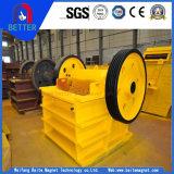 Tipo ferro/carbone della rotella del doppio di serie di Pex di estrazione mineraria/frantoio a mascella di pietra per la smerigliatrice/il macchinario minerario