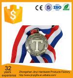 /3D Medaille der Legierungs-Medaille 2017 mit Abzuglinie
