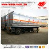 De qualité de camion-citerne remorque semi pour la charge de pétrole brut