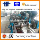 Roulis en acier galvanisé de tremplin formant la machine