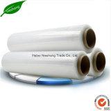 Pellicola di stirata della radura LLDPE dell'involucro di plastica della pellicola di stirata del pallet 500mm