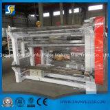 Machine de fente faite à l'usine de roulis enorme de papier d'emballage à vendre