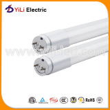 TUV/ETL T8 0.6m PC+Aluminum LED 관 빛