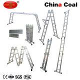 12 het Huis die van stappen de Ladder van het Staal vouwen
