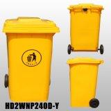 En 840 scomparto residuo dello scomparto di immondizia da 240 litri