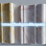 PVC 단면도 압출기 기계를 가진 대리석 돌 생산 라인
