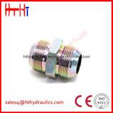 macho métrico de 1c/1d 1c-Rn/1d-Rn 24 adaptadores hidráulicos padrão de Eaton do grau da fábrica do adaptador de China Hydralic