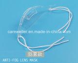 Пластичная прозрачная противотуманная защитная маска