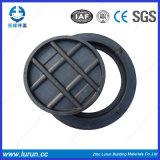 Cubierta de boca redonda del polímero BMC de la mejor venta