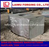 Formas de moldagem plana Forjamento de peças em bruto Produtos semi-acabados com ISO9001