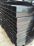 Сваренные чернотой стальные трубы квадрата & прямоугольника