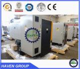 Máquina horizontal del torno de la alta precisión del CNC de la serie de Sk40p