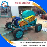 Wood Chips Wood Logs Waste Wooden Crushing Machine