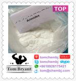 Hormona eficaz da Anti-Hormona estrogénica -- Pó cru de Arimidex