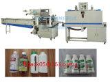 China-automatische agrochemische Flaschen-Schrumpfverpackung-Maschine (FFB)