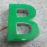 Resina de epoxy blanca de la carta de canal del alto brillo LED