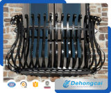 Cerca especial del balcón del hierro labrado de la alta calidad de la seguridad