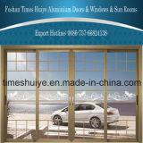 الصين [فوشن] ([شنس] [كونغفو] مكان أصليّة) صاحب مصنع لأنّ ألومنيوم باب