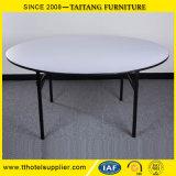 Banquete barato de los muebles del hotel plegable alrededor del vector de la madera contrachapada