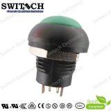 SGS Round Miniature Micro Push Button Switch Used en sistema eléctrico