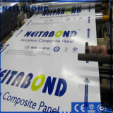 Panneau composé en aluminium pour des systèmes de revêtement en métal