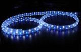 LED 2 철사 원형 ETL LED 밧줄 빛