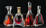 botellas de cristal de vino de 500ml 750ml Transpora para el licor, vodka, whisky, alcohol