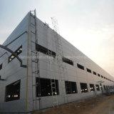 Vor ausgeführte Stahlkonstruktion-Werkstatt mit Qualität