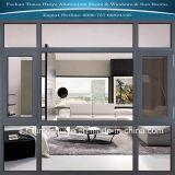 Sunroom en aluminium avec le double vitrage