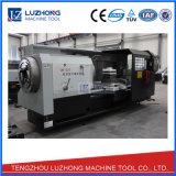 수평한 금속 QK1327 CNC 관 스레드 선반 기계