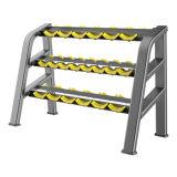 O Ce aprova a beleza comercial Dumbbellrack do equipamento da aptidão do equipamento da ginástica (20)